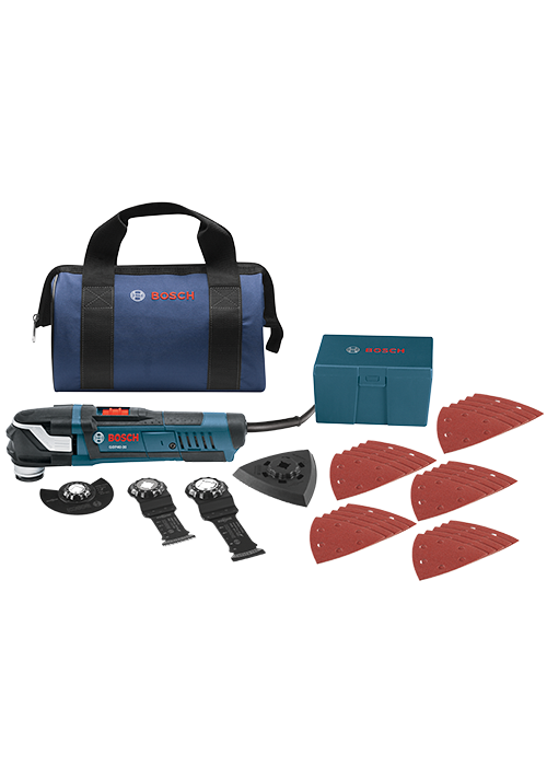 GOP40-30B 30 pc. StarlockPlus® Oscillating Multi-Tool Kit