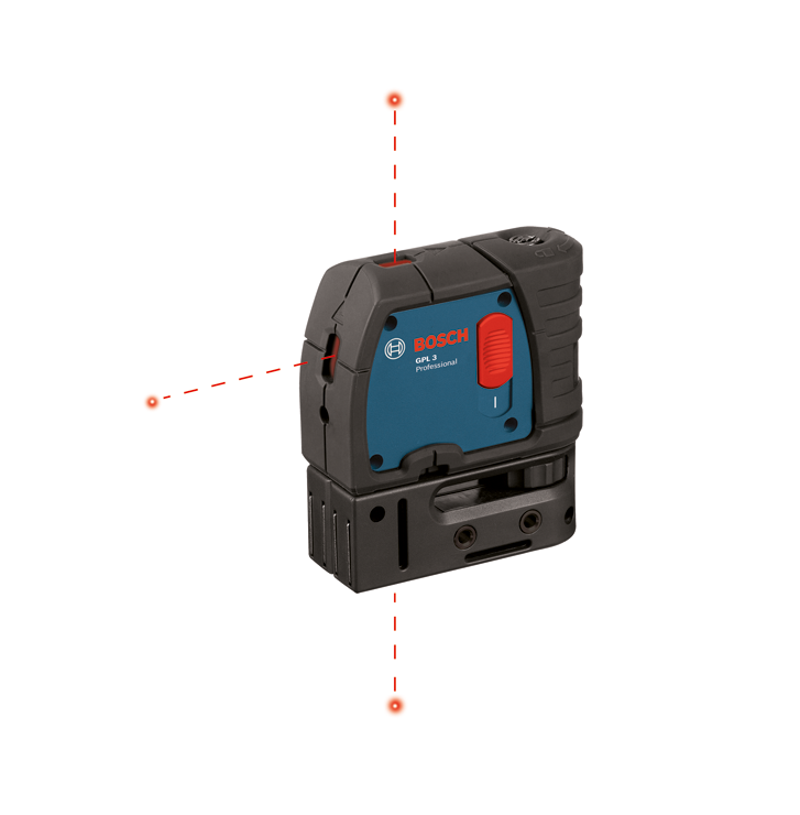 GPL 3 3-Point Self-Leveling Alignment Laser