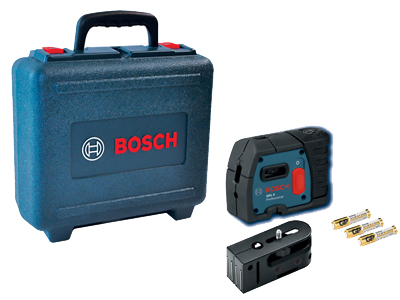 Gpl 5 5 Point Self Leveling Alignment Laser Bosch