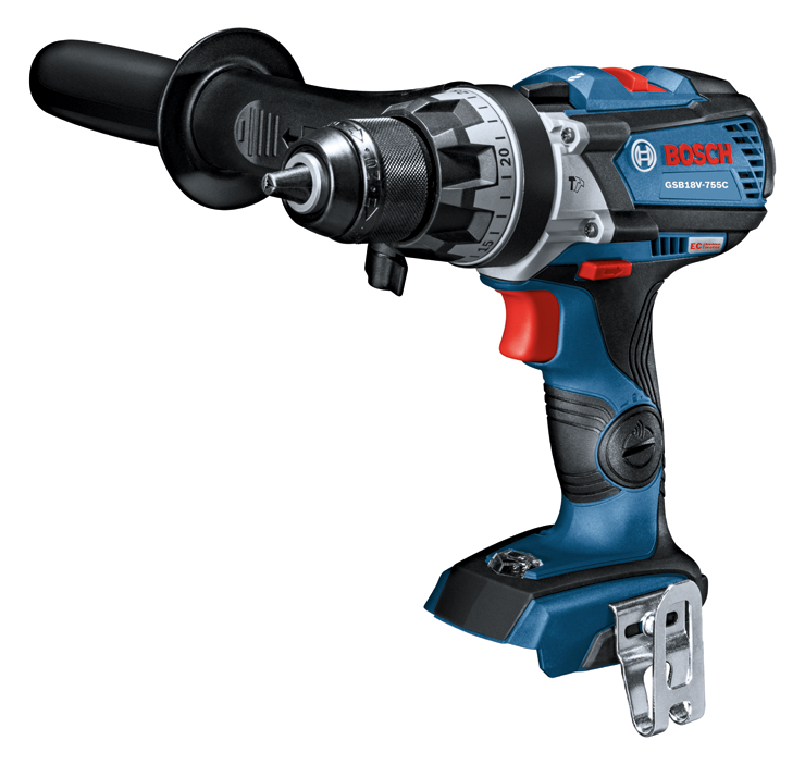 GSB18V-755CN 18V EC Brushless Connected-Ready Brute Tough 1/2 In. Hammer Drill/Driver (Bare Tool)