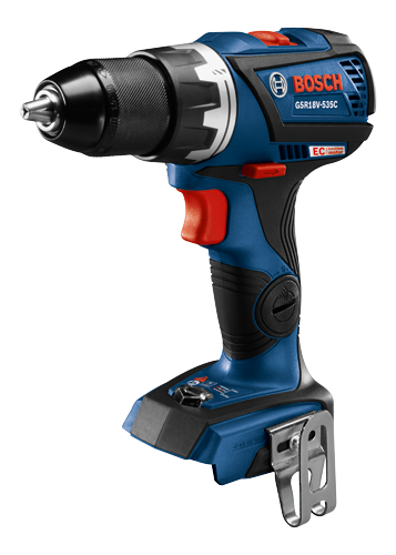GSR18V-535CN 18V EC Brushless Connected-Ready Compact Tough 1/2 In. Drill/Driver (Bare Tool)
