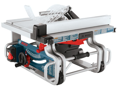 Gts1031 10 In Portable Jobsite Table Saw Bosch Power