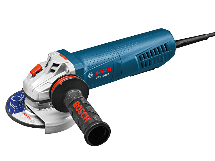 GWS10-45P 4-1/2 In. Angle Grinder with Paddle Switch
