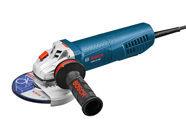 GWS13-50P 5 In. Angle Grinder with Paddle Switch