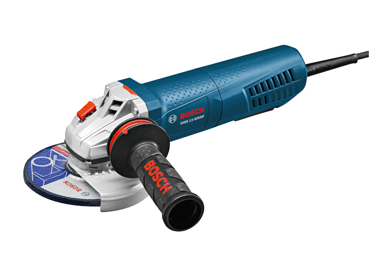 GWS13-50VSP 5 In. Angle Grinder Variable Speed with Paddle Switch