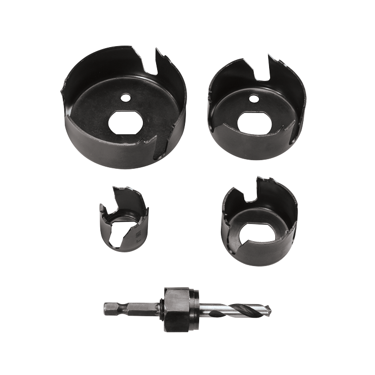 HCS005 5 pc. Edge™ Wood Hole Saw Set