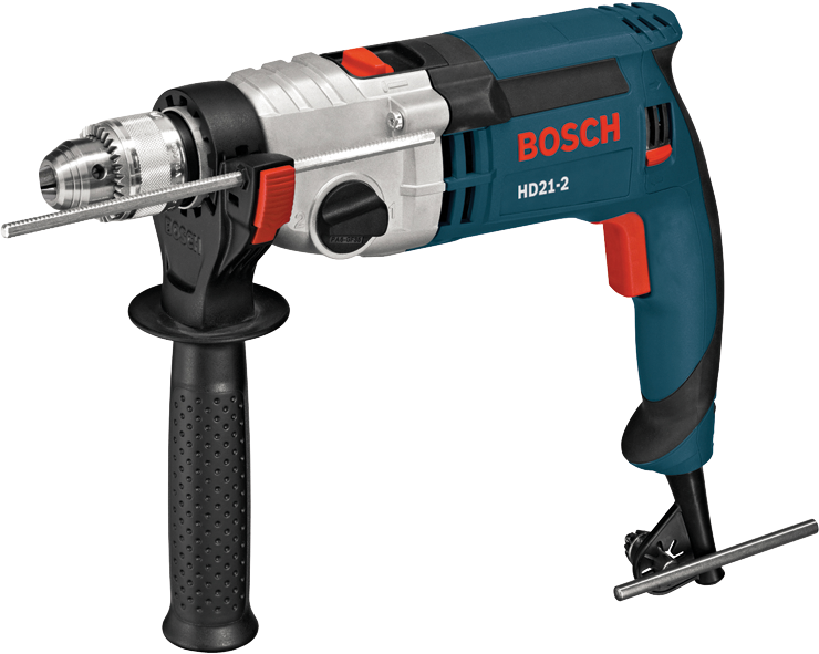 HD21-2 Two-Speed Hammer Drill
