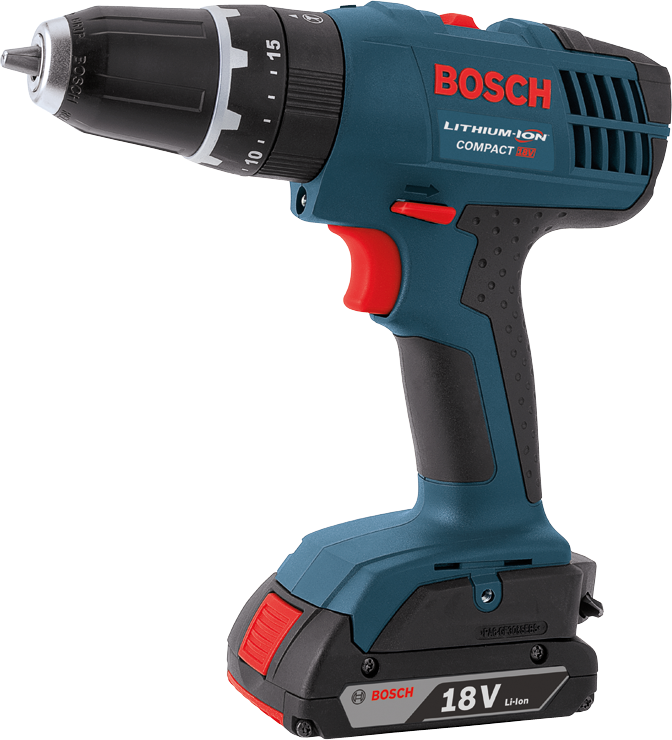 HDB180-02 3/8 In. 18 V Compact™ Cordless Hammer Drill/Driver