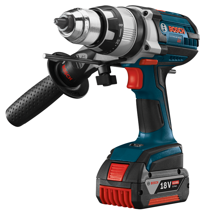 HDH181X 18 V Brute Tough™ Hammer Drill Driver with Active Response Technology