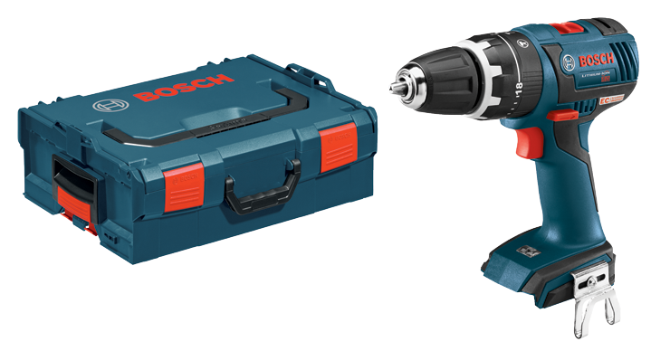 HDS182BL 18V EC Brushless Compact Tough 1/2 In. Hammer Drill/Driver with L-Boxx Carrying Case