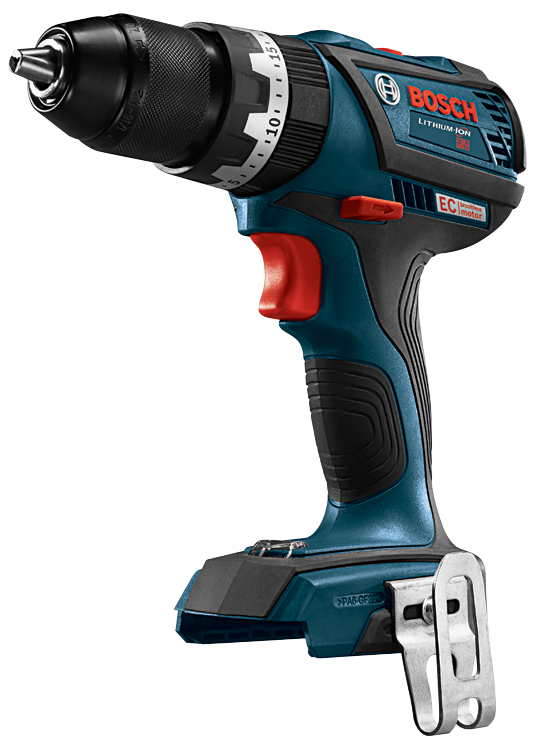 DDS183 Overview 18V EC Brushless Compact Tough 1/2 In. Drill/Driver