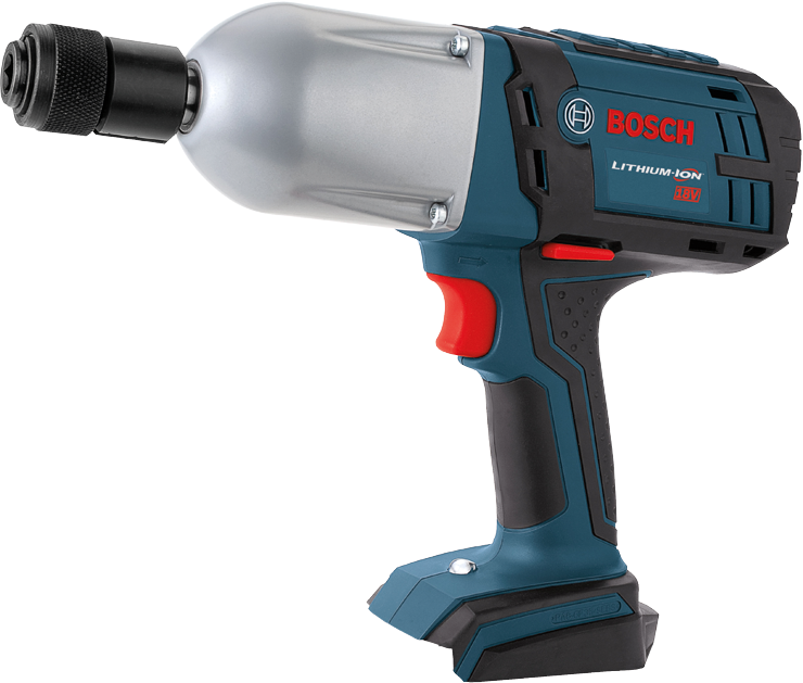 HTH182B 18V High-Torque Impact Wrench with 7/16 In. Hex (Bare Tool)