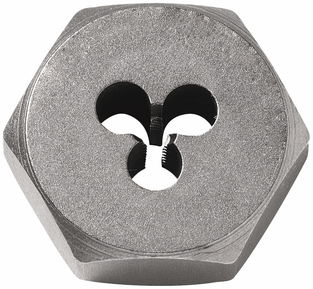 High-Carbon Steel Hex Dies