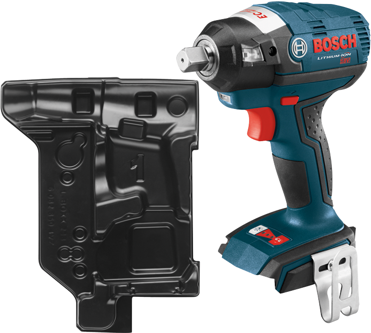 IWBH182BN 18 V EC Brushless 1/2 In. Square Drive Impact Wrench with Detent Pin