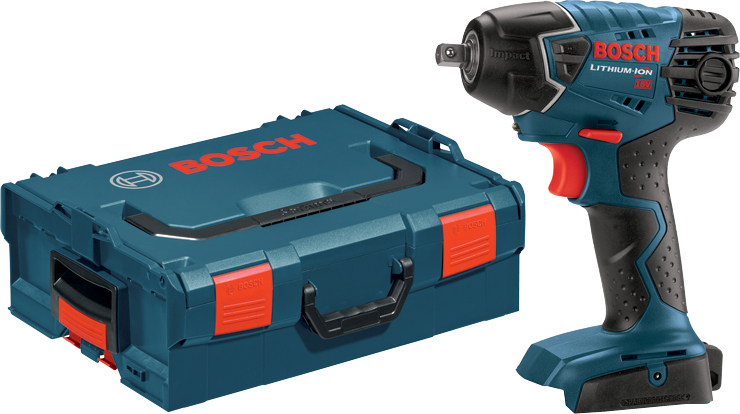 IWH181BL 18V 3/8 In. Impact Wrench with L-Boxx Carrying Case