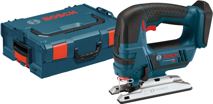 JSH180BL 18 V Lithium-Ion Cordless Jig Saw with L-Boxx-2™