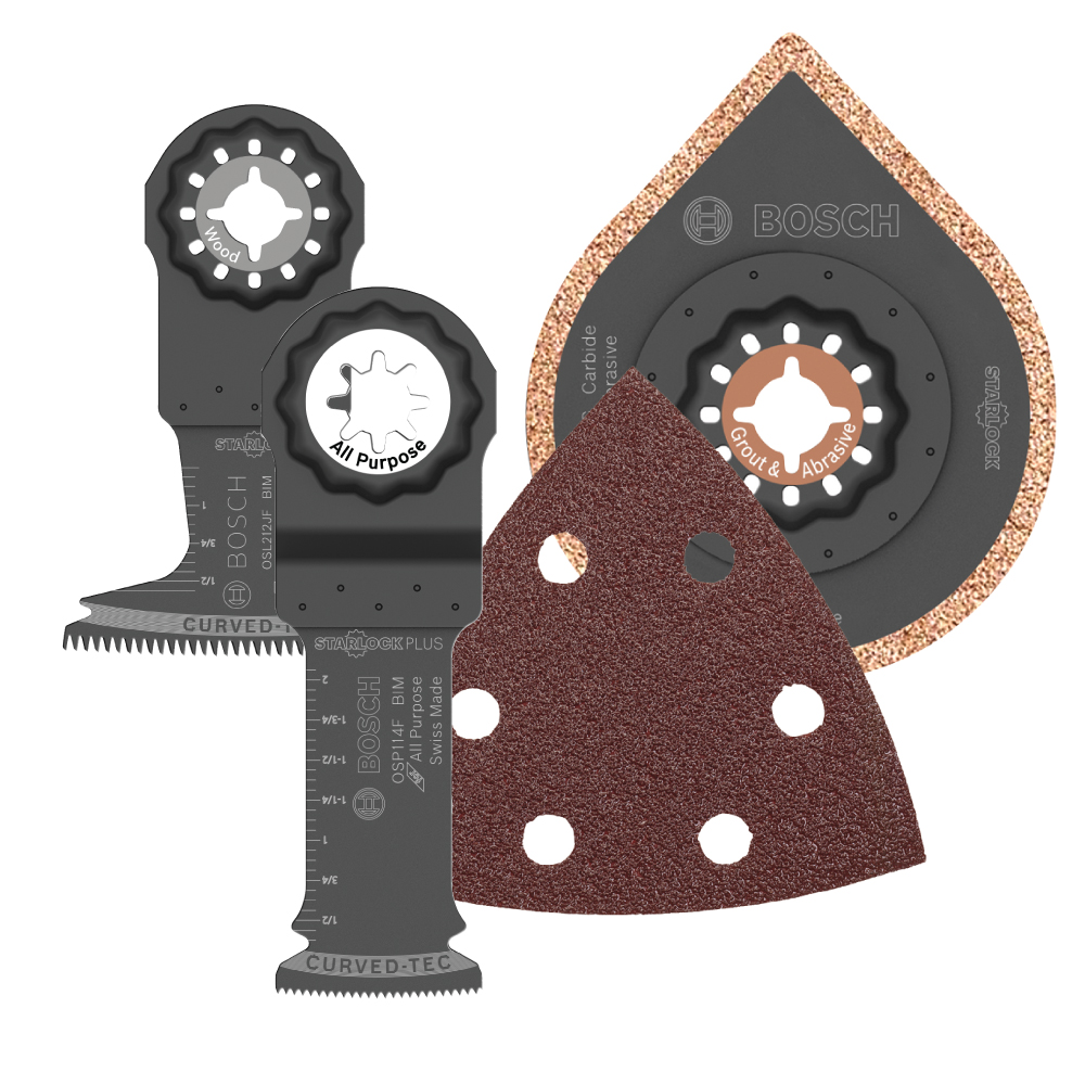 Oscillating Multi-Tool Accessories