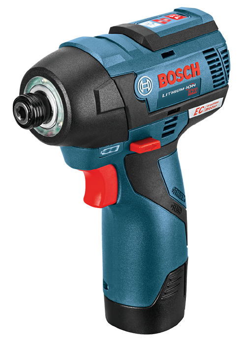 PS42 Overview 12V Max EC Brushless Impact Driver