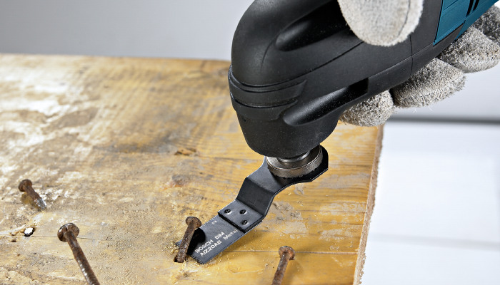 Oscillating Multi-Tools