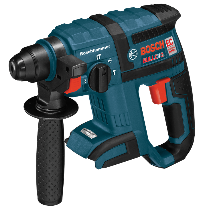 RHH181 18 V 3/4 In. SDS-plus® Brushless Rotary Hammer Kit with Chisel Function