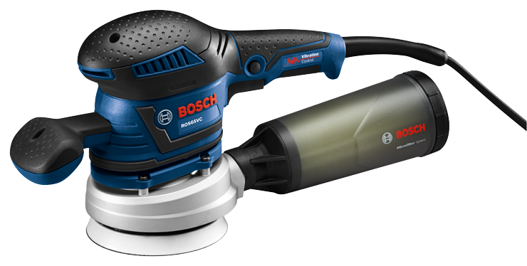 ROS65VC-5 5 In. Random Orbit Sander/Polisher