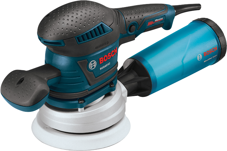 ROS65VC-6 6 In. Random Orbit Sander/Polisher