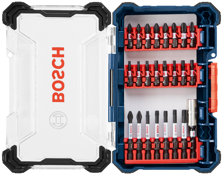SDMS24 24 pc. Impact Tough™ Screwdriving Custom Case System Set