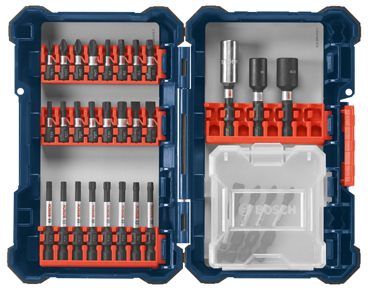 SDMS32 32 pc. Impact Tough™ Screwdriving Custom Case System Set