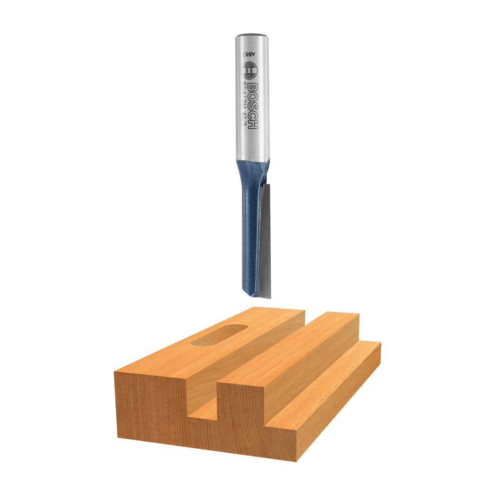 Straight / Mortising Router Bits