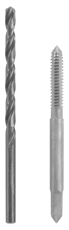 BDT1024 10 - 24 Plug Tap and No. 25 Drill Bit Combo Set