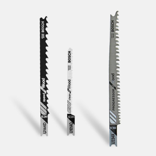 U-Shank Jig Saw Blades for Wood