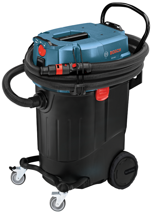 VAC140S 14 Gallon Dust Extractor with Semi-Automatic Filter Clean