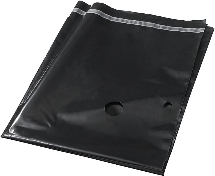 VB000P Plastic Dust Bag for 9- or 14-Gallon Dust Extractors (10 Pack)