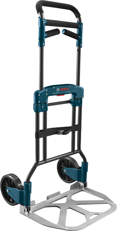 XL-CART Heavy-Duty Folding Jobsite Mobility Cart