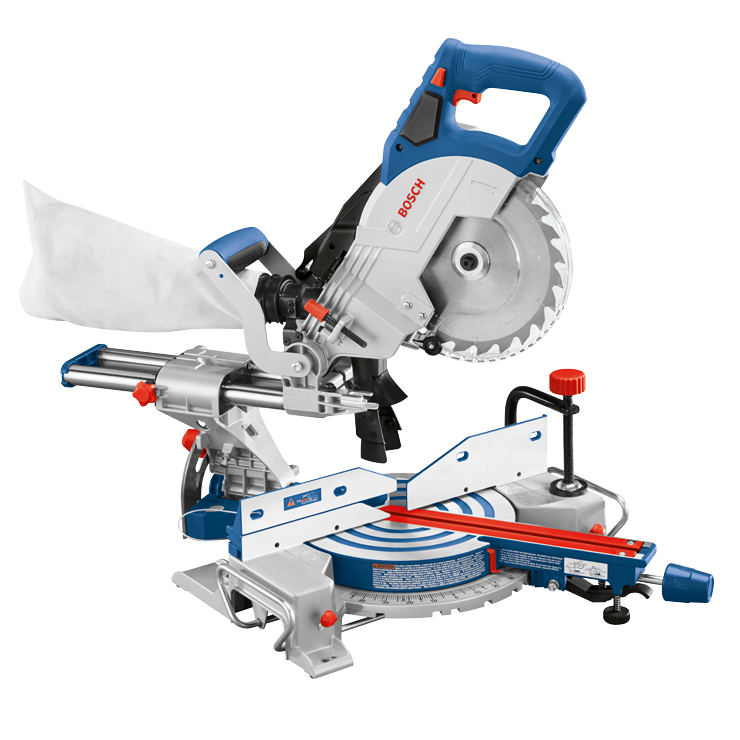 GCM18V-08N 18V 8-1/2 In. Single-Bevel Slide Miter Saw (Bare Tool)