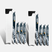 Edge Reciprocating Saw Blade Sets