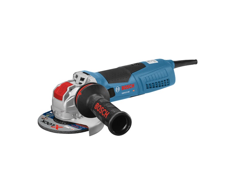 GWX13-50 5 In. X-LOCK Angle Grinder