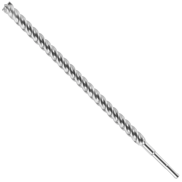 HCFC2227 3/4 In. x 16 In. x 18 In. SDS-plus® Bulldog™ Xtreme Carbide Rotary Hammer Drill Bit