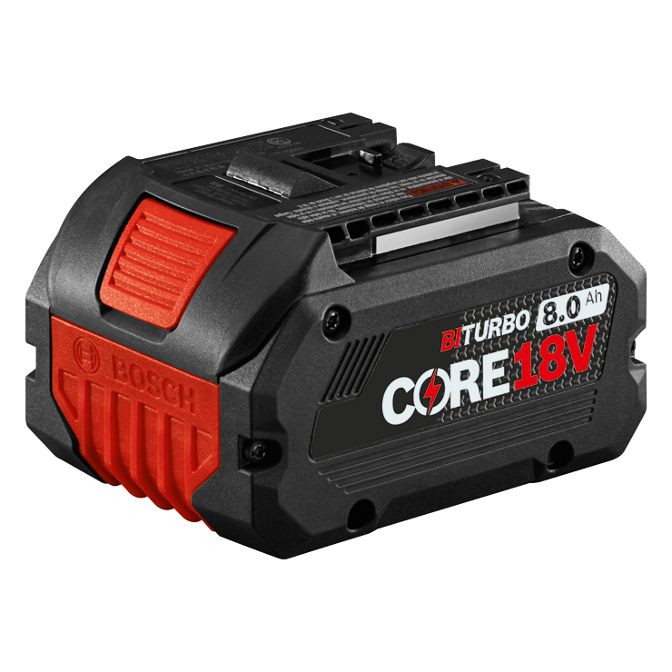 GBA18V80 Batterie 18 V Lithium-Ion Performance CORE18V 8,0 Ah