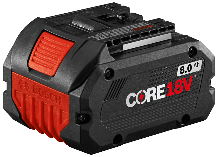 GBA18V80 Batterie Lithium-Ion 18 V haute performance CORE18V 8,0 Ah