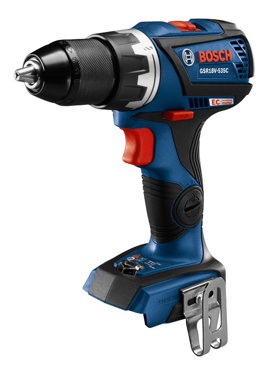 GSR18V-535CN Perceuse-visseuse 18 V EC sans balais Compact Tough Connected-Ready de 1/2 po (outil seul)