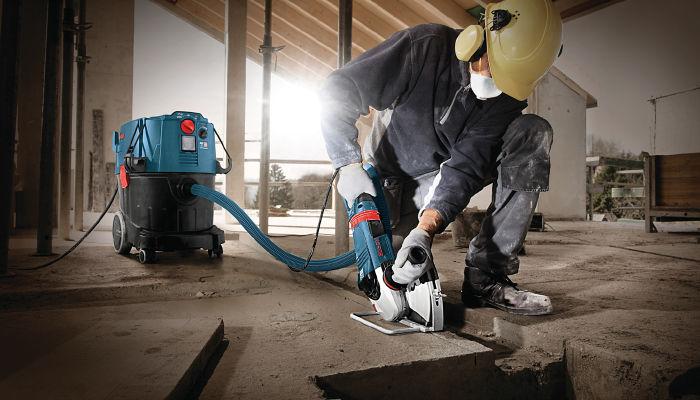 L'extraction de la poussière est une nécessité