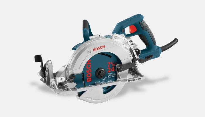 Worm Drive Circular Saws, Lighter Is Better