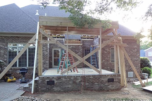 porch frame