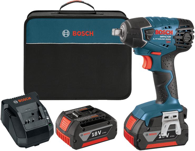 24618 01 18v 1 2 In Impact Wrench Kit