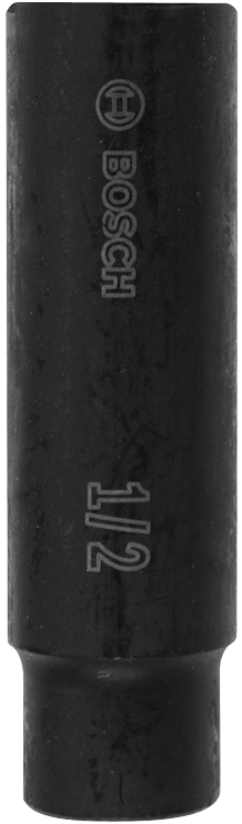 27275 1/2 In. Impact Tough Deep Well Socket, 1/2 In. Shank