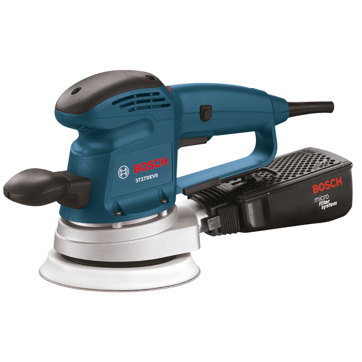 3727DEVSN 6 In. Random Orbit Sander/Polisher