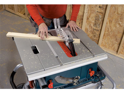 4100 10 In Work Site Table Saw Bosch Power Tools