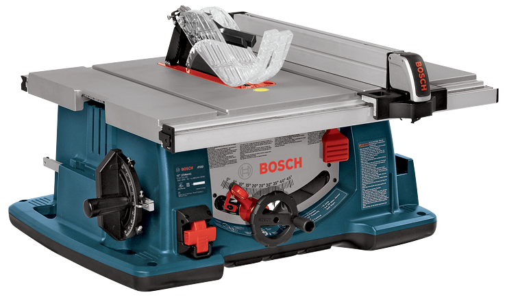 4100 10 In. Work Site Table Saw