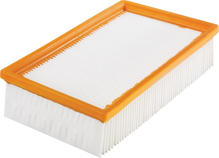 VF110 Flat Pleated Polyester (PES) Filter